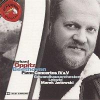 Gerhard Oppitz – Beethoven: Piano Concertos Nos. 4 & 5