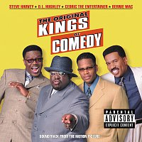 Přední strana obalu CD The Original Kings Of Comedy [Original Motion Picture Soundtrack]