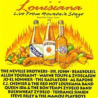 Various Artists.. – Louisiana: Live from Mountain Stage