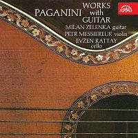 Milan Zelenka, Milan Zelenka, Evžen Rattay – Paganini: Skladby pro kytaru