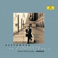 Přední strana obalu CD Beethoven: Symphonies Nos.3 & 4