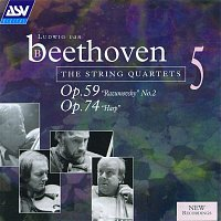 "The Lindsays – Beethoven: String Quartets, Op.59 No.2 ""Rasumovsky"" & Op.74 ""Harp"""
