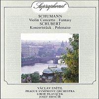 Schumann, Schubert: Skladby pro housle a orchestr