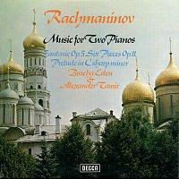 Bracha Eden, Alexander Tamir – Rachmaninov: Music for Two Pianos - Fantasie Op. 5; 6 Morceaux Op. 11; Prelude in C-Sharp Minor