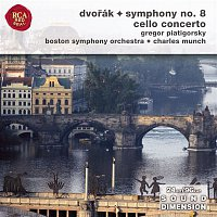 Dvorak Symphony No. 8; Cello Concerto