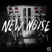 Přední strana obalu CD Dim Mak Records New Noise Vol. 1