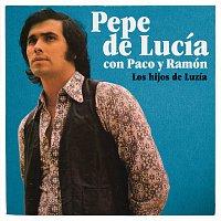 Přední strana obalu CD Pepe De Lucia Con Paco Y Ramon