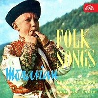 Brněnská cimbálová muzika, Antonín Jančík – Folk Songs from Moravian Slovakia