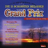Různí interpreti – Die 15 schonsten Melodien vom Grand Prix der Volksmusik 1996