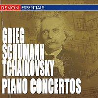 Marián Lapšanský, Bystrík Režucha, Slovak Philharmonic Orchestra – Tchaikovsky: Piano Concerto No. 1 - Grieg: Piano Concerto - Schumann: Piano Concerto