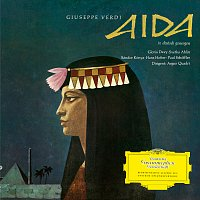 Gloria Davy, Cvetka Ahlin, Hans Hotter, Sándor Kónya, Paul Schoffler – Verdi: Aida - Highlights [Sung in German]