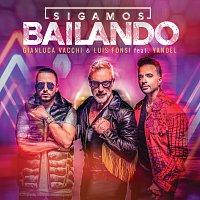 Přední strana obalu CD Sigamos Bailando