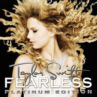Přední strana obalu CD Fearless [Platinum Edition]