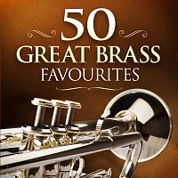 Přední strana obalu CD 50 Great Brass Favourites
