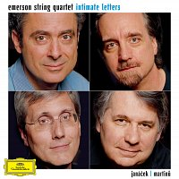 "Emerson String Quartet – ""Intimate Letters"" Janacek/Martinu: String Quartets"