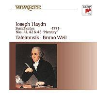 Bruno Weil, Joseph Haydn, Tafelmusik, Tafelmusik Baroque Orchestra – Haydn: Symphonies Nos. 41-43