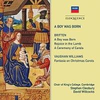 The Choir of King's College, Cambridge, Sir David Willcocks, Stephen Cleobury – A Boy Was Born