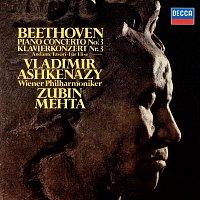 Vladimír Ashkenazy, Wiener Philharmoniker, Zubin Mehta – Beethoven: Piano Concerto No. 3; Andante favori; Fur Elise
