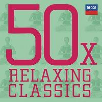 Přední strana obalu CD 50 x Relaxing Classics
