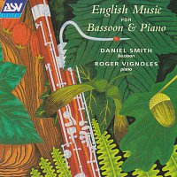 Přední strana obalu CD English Music for Bassoon & Piano