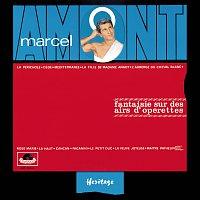 Přední strana obalu CD Heritage - Fantaisies Sur Des Airs D'Opérettes - Polydor (1963)