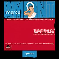 Marcel Amont – Heritage - Fantaisies Sur Des Airs D'Opérettes - Polydor (1963)