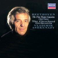 Vladimír Ashkenazy, The Cleveland Orchestra – Beethoven: Piano Concertos Nos. 1-5; Choral Fantasia