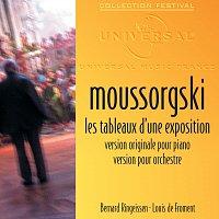 Louis de Froment, Grand Orchestre de Radio-Télé Luxembourg, Bernard Ringeissen – Les Tableaux D'une Exposition