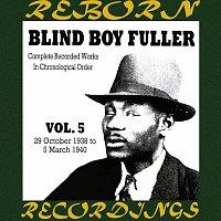 Blind Boy Fuller – Complete Recorded Works, Vol. 5 (1938-1940) (HD Remastered)