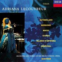 Richard Bonynge, Dame Joan Sutherland, Carlo Bergonzi, Leo Nucci, Cleopatra Ciurca – Cilea: Adriana Lecouvreur