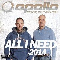 Apollo – All I Need [feat. The MacKenzie]