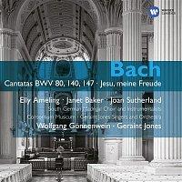 Geraint Jones, Wolfgang Gonnenwein, Consortium Musicum – Bach: Cantatas