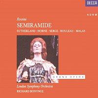 Přední strana obalu CD Rossini: Semiramide [3 CDs]