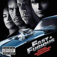 Přední strana obalu CD Fast and Furious