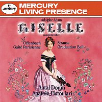 London Symphony Orchestra, Anatole Fistoulari, Minneapolis Symphony Orchestra – Adam: Giselle/Offenbach: Gaité Parisienne; Strauss, J. II: Graduation Ball