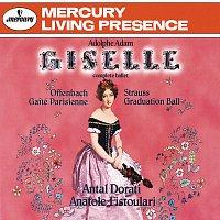London Symphony Orchestra, Anatole Fistoulari, Minneapolis Symphony Orchestra – Adam: Giselle/Offenbach: Gaité Parisienne; Strauss, J. II: Graduation Ball