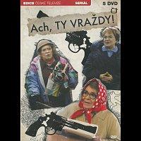 Různí interpreti – Ach, ty vraždy! DVD