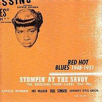 Různí interpreti – Stompin' At The Savoy: Red Hot Blues, 1948-1951