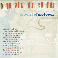 Různí interpreti – Twist of Motown