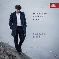 Přední strana obalu CD Smetana & Liszt: Klavírní dílo