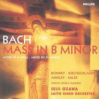 Přední strana obalu CD Bach, J.S.: Mass in B minor, BWV232