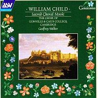 Přední strana obalu CD Child: Sacred Choral Music