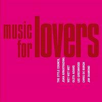 Přední strana obalu CD Music For Lovers