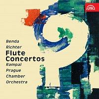 Jean Pierre Rampal – Benda, Richter: Koncerty pro flétnu a orchestr