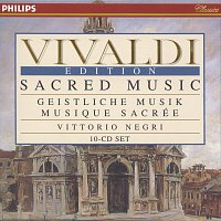 English Chamber Orchestra, Vittorio Negri – Vivaldi: Sacred Music [10 CDs]