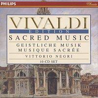 English Chamber Orchestra, Vittorio Negri – Vivaldi: Sacred Music