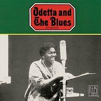 Přední strana obalu CD Odetta And The Blues