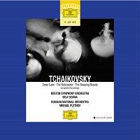Přední strana obalu CD Tchaikovsky: Swan Lake; The Nutcracker; The Sleeping Beauty