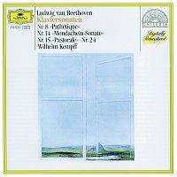 "Wilhelm Kempff – Beethoven: Piano Sonatas Nos.8 ""Pathétique"", 14 ""Moonlight"", 15 ""Pastorale"" & 24"