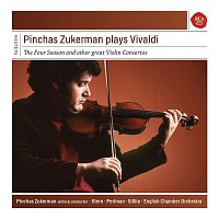 Pinchas Zukerman, Antonio Vivaldi, English Chamber Orchestra – Pinchas Zukerman Plays Vivaldi